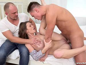 Russian wife's pussy gets sold for a vacation